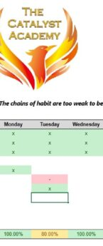 The Habit Tracker