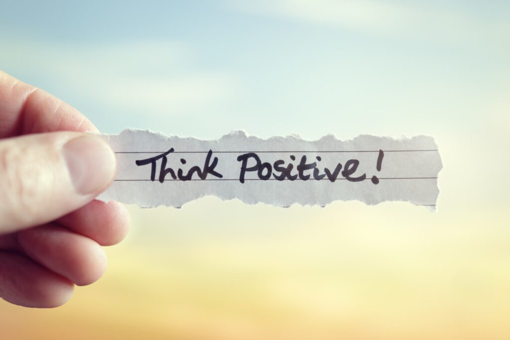 Positive Attitude Exercises