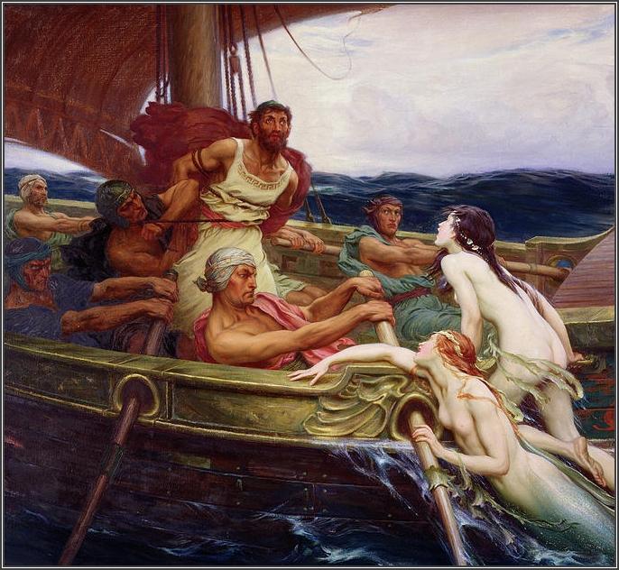 ulysses-and-the-sirens-1909-herbert-james-draper